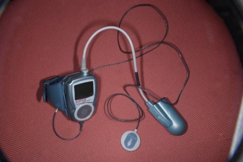 新しく睡眠呼吸障害の検査装置の導入
