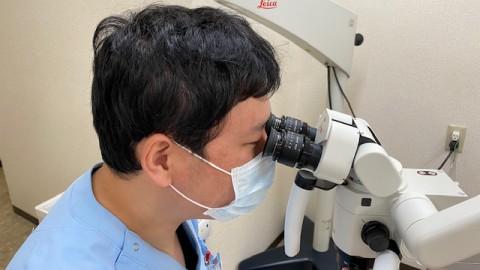 ライカのマイクロスコープ(顕微鏡)を導入しました